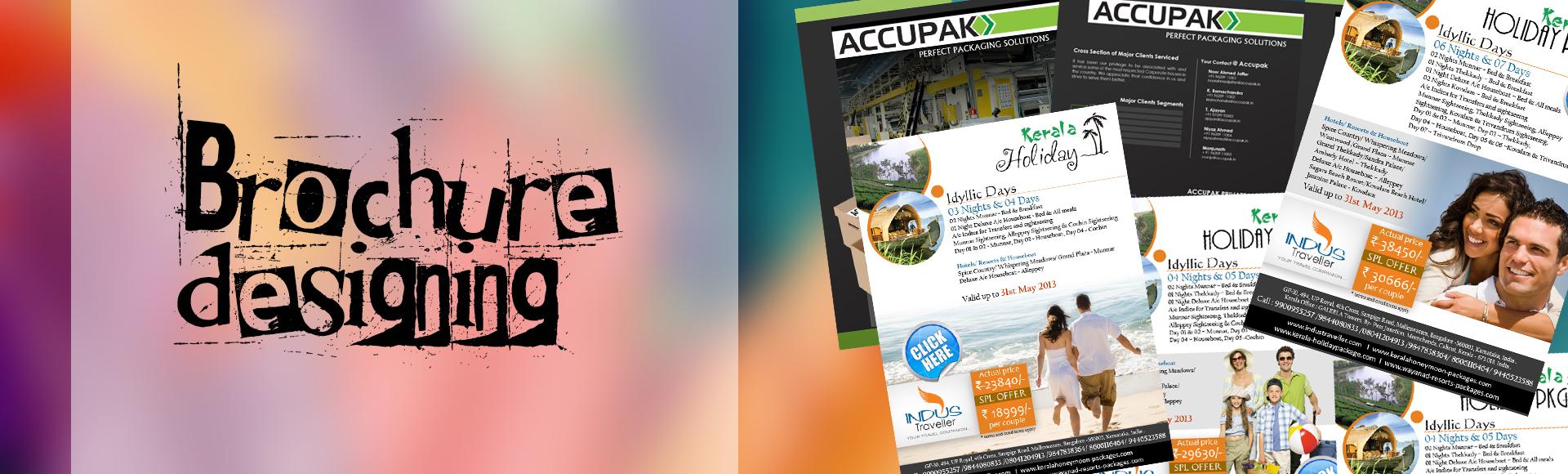 Brochure Designi