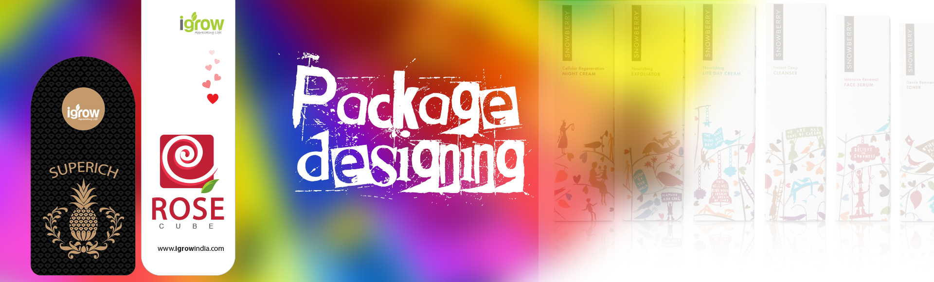 Package designi